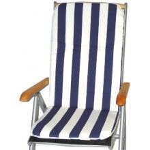 Gartenstuhlauflagen Sitzkissen Polster 116x47cm Bild 1