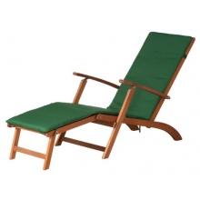 Siena Garden Deckchair 140x56x95cm Akazienholz Bild 1