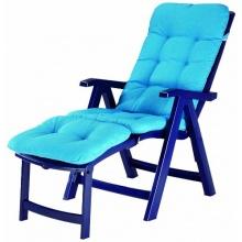 Deckchair Florida blau Bild 1