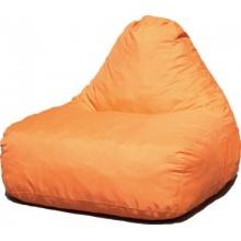 Garten Sitzsack Orange 93x93x74cm Bild 1