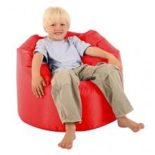 Kinder Garten Sitzsack ROT Wasserabweisend Bild 1