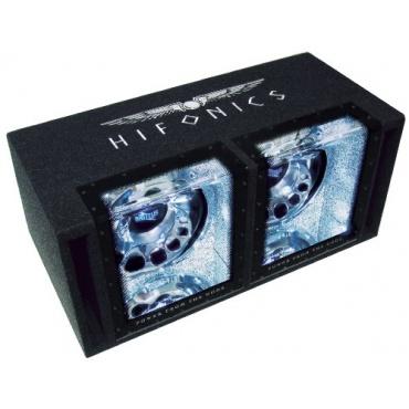 hifonics bx 12 dual doppelbandpass subwoofer 2 x 30 cm test. Black Bedroom Furniture Sets. Home Design Ideas