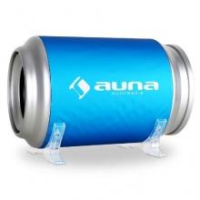 Auna C8-CB200-9A aktive Design Bassröhre Subwoofer, 20 cm, 500 Watt Bild 1