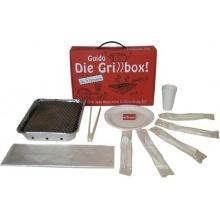 Guido Die Grillbox Einweggrill, 31-teilig für 5 Personen Bild 1