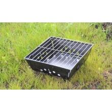 Mini Faltgrill Einweggrill Picknickgrill, , Maße 28 x 28 x 10 cm Bild 1