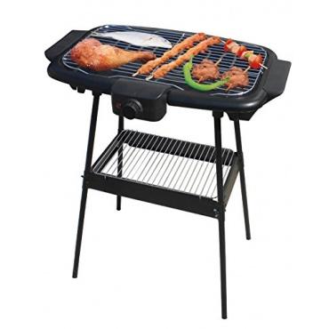 elektro stand tischgrill bbq barbecue 2000 w test. Black Bedroom Furniture Sets. Home Design Ideas
