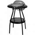 AEG 520015 Barbecue-Grill mit Platte, Elektrogrill  Bild 1