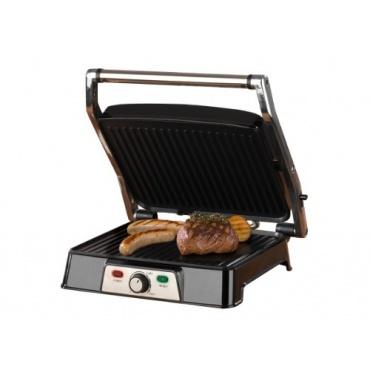 original 08815 calli turbo grill 2 in 1 elektrogrill test. Black Bedroom Furniture Sets. Home Design Ideas