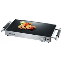 Severin KG 2385 Design-Glasgrill, Elektrogrill Bild 1