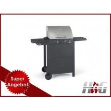 Barbecook 2239923200 Brahma 3.0 Inox, Gasgrill  Bild 1