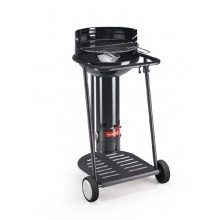 barbecook 2234305900 Optima Black Go, Holzpelletgrill  Bild 1