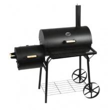 Barbecue-Smoker Grill Standgrill Räucherofen von Mendler Bild 1