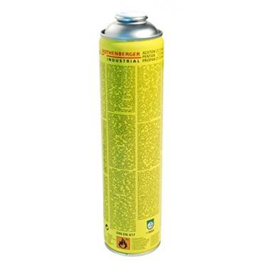 Rothenberger Industrial 35570 Maxigas 400, Brenngas-Kartusche, Gaskartusche, 600ml Bild 1