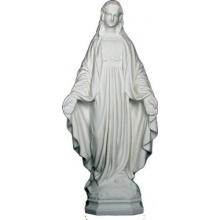 Alabasterfigur Marias Segen Bild 1