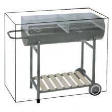 Schutzhülle Abdeckhaube für BBQ Grill in Kastenform 82x62x50 cm Grillabdeckung  Bild 1