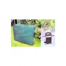 Gardenline Schutzhülle für Grillgeräte Grillabdeckung 126 x 55 x 112 cm Bild 1