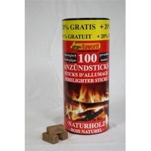Favorit Anzündsticks 120 Stk. Grill Kamin Grillanzünder  Bild 1