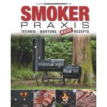Smoker-Praxis, Neue Rezepte von Heel, Grillbuch Bild 1