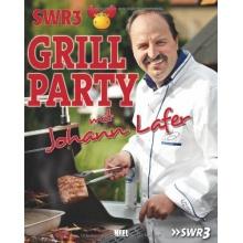 SWR3-Grillparty mit Johann Lafer,Grillbuch von Heel Bild 1