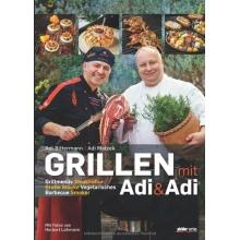 Grillen mit Adi und Adi,Grillbuch von Pichler Bild 1
