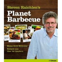 Planet Barbecue Meine Grill-Weltreise Grillbuch Bild 1