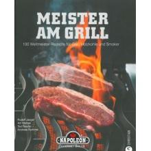 Napoleon Grillbuch Meister am Grill  Bild 1