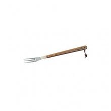 Barbecook 2230209000 Grillgabel mit holzgriff Bild 1