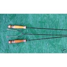 Grillspiess, Grillgabel 100cm lang von kuheiga Bild 1