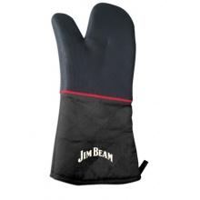 Original Jim Beam BBQ Neopren Grillhandschuh Bild 1