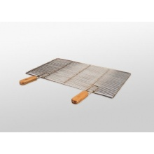 Grillrostprofi,Grillrost abnehmb. Handgriffen 54x 34cm Bild 1