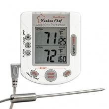 TFA Dostmann digitales Grillthermometer Küchen-Chef  Bild 1