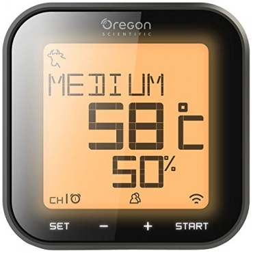 oregon scientific bluetooth grillthermometer test. Black Bedroom Furniture Sets. Home Design Ideas