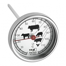 Braten-Thermometer,Grillthermometer von TFA Dostmann Bild 1