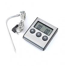 Digital Fleischthermometer Grillthermometer Idealeben Bild 1