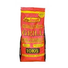 Favorit 1000 Grill-Holzkohle 10 kg Bild 1
