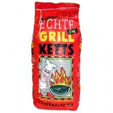 usy Grill Ketts 3kg,hochwertige Holzkohle-Briketts Bild 1