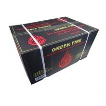 Greek Fire,Grillkohle10 Kg,Holzkohlebriketts,Holzkohle Bild 1