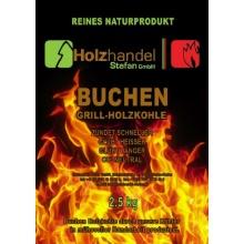 Holzhandel Stefan Buchengrillkohle 15 KG  Bild 1