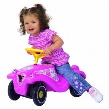 BIG 56029, Bobby-Car Classic Girlie, pink Bild 1