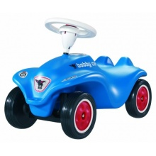 BIG 56201, New Bobby Car, blau Bild 1