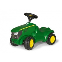 rolly toys,rollyMinitrac John Deere 6150R,Bobby Car Bild 1