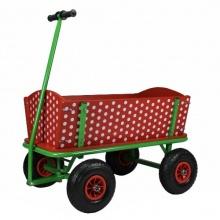 Beachtrekker Style Rotkäppchen Bollerwagen Bild 1