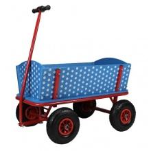 Beachtrekker Style Blaubeere Bollerwagen Bild 1