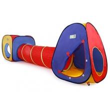 Flimboo tolles Kinderzelt Spielzelt mit Tunnel  Bild 1