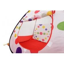 Flimboo Lustiges Kinderzelt Spielhaus  Bild 1