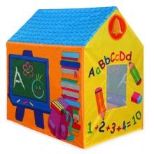 Spielzelt ABC,Kinderzelt von Relaxdays Bild 1