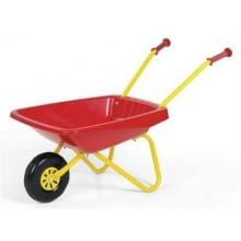 Rolly Toys Kinder Schubkarre,Metall/Kunststoff Bild 1
