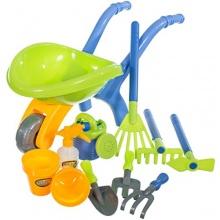 Kinderschubkarre mit Zubehör (11-tlg)Stimo24 Bild 1