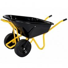 Doppelrad Schubkarre Twin 160 l Bild 1