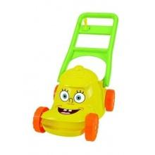 Simba Toys Sponge Bob Kinderrasenmäher mit Eimer Bild 1